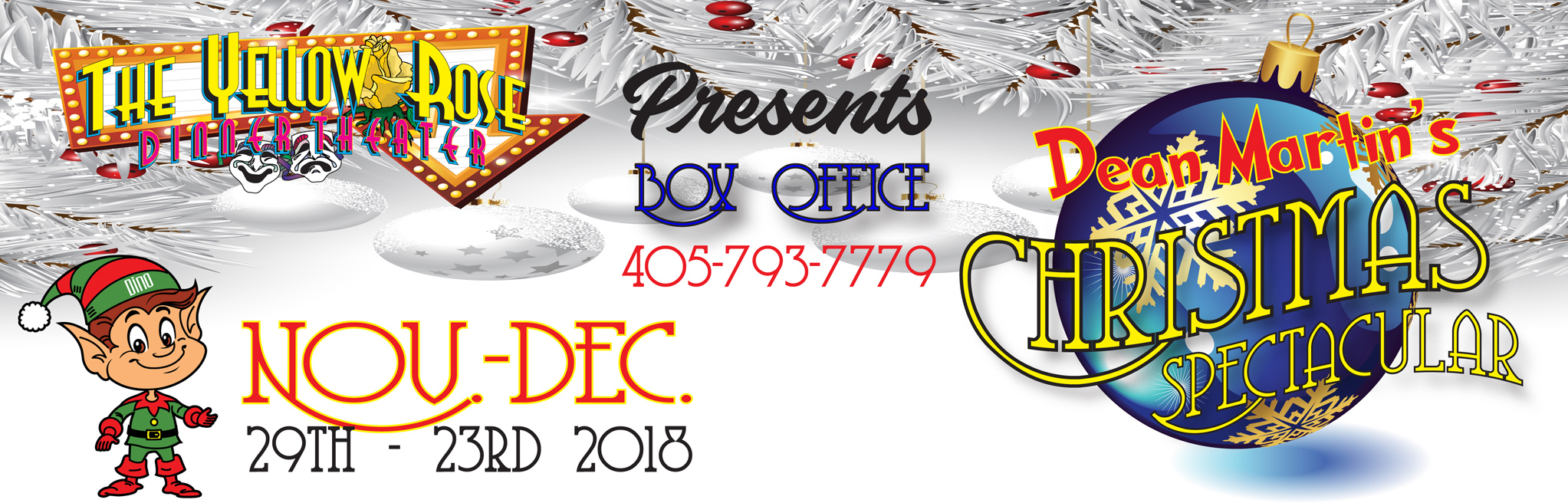 Yellow Rose Dinner Theater – Presented By RFC Club International